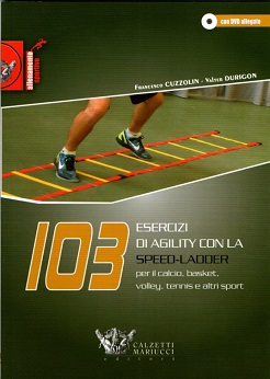 103 Esercizi con la speed-ladder