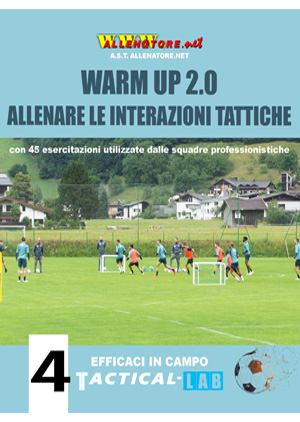 Warm up 2.0 - Allenare le interazioni tattiche